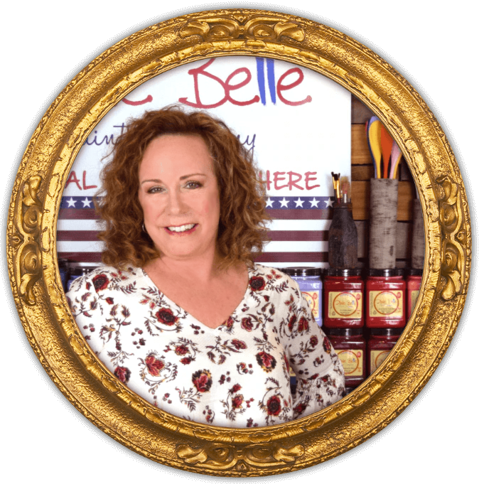 Image of Suzanne Fulford, Founder and Owner of Dixie Belle Paint